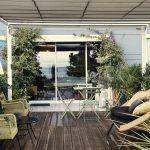 Maak je tuin gezellig met een aluminium veranda